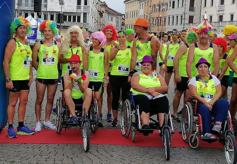 Belluno Summer Run: l'ASSI si colora di allegria